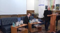 """Lansarea cărții """"Adevărul despre agresiunea rusă în Transnistria"""", de Valeriu Cerba"""