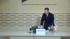 Lansarea Raportului nr. 5 privind misiunea de observare a alegerilor parlamentare din 24 februarie 2019