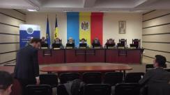 Ședința Comisiei Electorale Centrale din 20 februarie 2019