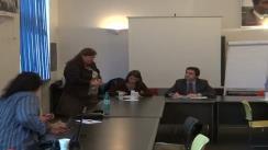 """Hotnews.ro și Centrul pentru Jurnalism Independent organizează dezbaterea cu tema """"Restricții pe piața muncii UE pentru români și bulgari"""""""