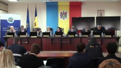 Ședința Comisiei Electorale Centrale din 22 februarie 2019