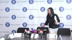 Declarațiede presă susținută de ministrul Sănătății al României,Sorina Pintea, despre bugetul sănătății