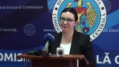 Declarațiile Alinei Russu după ședința Comisiei Electorale Centrale din 22 februarie 2019