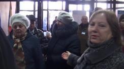 Alegeri 2019: Exprimarea votului de către co-președintele blocului ACUM, Andrei Năstase