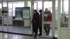 Alegeri 2019: Exprimarea votului de către candidatul PSRM în circumscripția nr. 24, Vasile Bolea