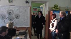 Alegeri 2019: Exprimarea votului de către Prim-ministrul Republicii Moldova, Pavel Filip