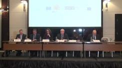 Conferință de presă susținută de observatorii OSCE pe marginea procesului electoral privind alegerile parlamentare din 24 februarie 2019