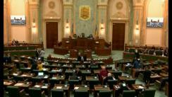 Ședința în plen a Senatului României din 25 februarie 2019