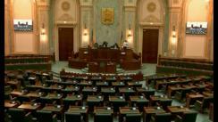 Ședința în plen a Senatului României din 27 februarie 2019