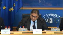 Audierea candidaților pentru postul de procuror-șef european
