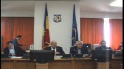 Ședința comisiei pentru buget, finanțe și bănci a Camerei Deputaților României din 26 februarie 2019