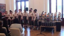 Declarații de presă ale Ministrului pentru Românii de Pretutindeni, Natalia Elena Intotero, și Ministrului Educației, Culturii și Cercetării, Monica Babuc