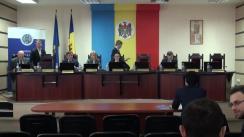 Ședința Comisiei Electorale Centrale din 1 martie 2019