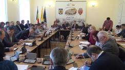 Ședința ordinară a Consiliului Local Zalău din 28 februarie 2019