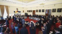 Ședința Consiliului Local Iași din 28 februarie 2019