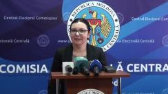 Declarațiile Alinei Russu după ședința Comisiei Electorale Centrale din 1 martie 2019