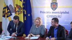 Ședința săptămânală a serviciilor primăriei Chișinău din 4 martie 2019