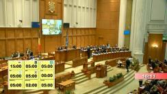 Ședința în plen a Camerei Deputaților României din 4 martie 2019
