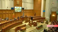 Ședința în plen a Camerei Deputaților României din 5 martie 2019