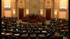 Ședința în plen a Senatului României din 4 martie 2019