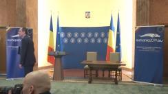 """Semnarea contractului de finanțare a Proiectului """"VENUS – împreună pentru o viață în siguranță"""""""