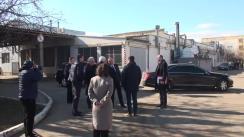 "Președintele Republicii Moldova, Igor Dodon, transmite Regiei ""Exdrupo"" 2 unități de tehnică ""Kamaz"""