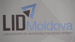 """Masa rotundă organizată de Laboratorul de Inițiative pentru Dezvoltare Moldova cu tema """"Efectele reformei electorale asupra alegerilor parlamentare din 2019"""""""