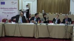 """Lansarea oficială a proiectului """"Abilitarea cetățenilor din Republica Moldova"""", finanțat de Uniunea Europeană (UE)"""