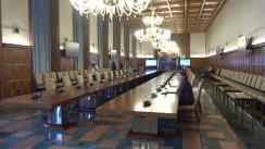 Prezentarea bilanțului rezultatelor obținute de Președinția României la Consiliul Uniunii Europene