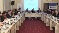 Prezentarea Raportului Alternativ privind implementarea Acordului de Asociere
