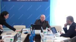 Ședința Consiliului de Integritate al Autorității Naționale de Integritate din 11 martie 2019