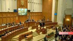 Ședința comună a Camerei Deputaților și Senatului României din 13 martie 2019