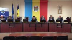 Ședința Comisiei Electorale Centrale din 15 martie 2019