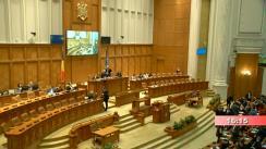 Ședința în plen a Camerei Deputaților României din 18 martie 2019