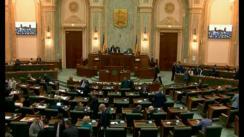 Ședința în plen a Senatului României din 18 martie 2019