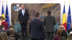 """Dezbaterea """"Președinte sau cetățean/ om politic și societate civilă"""" organizată în cadrul Festivalului Internațional de Film Documentar și Drepturile Omului de către Asociația One World Romania"""