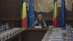Ședința Guvernului României din 19 martie 2019