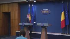 Conferință de presă după ședința Guvernului României din 19 martie 2019