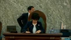 Ședința în plen a Senatului României din 20 martie 2019