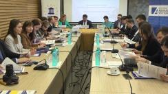 """Masă rotundă organizată de Institutul pentru Politici și Reforme Europene cu tema """"Parteneriatul Estic la 10 ani - Rezultate și perspective pentru Moldova după 2020"""""""