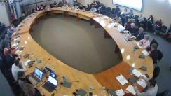 Ședința ordinară a Consiliului Local Brașov din 21 martie 2019