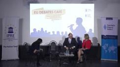 Eveniment Public dedicat Summit-ului Consiliului European de la Sibiu cu privire la Viitorul Europei și consecințele acestuia pentru procesul de ieșire al Marii Britanii din UE