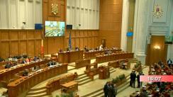 Ședința în plen a Camerei Deputaților României din 25 martie 2019