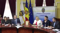 Ședința săptămânală a serviciilor primăriei Chișinău din 25 martie 2019
