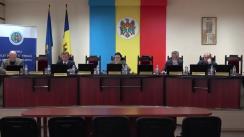 Ședința Comisiei Electorale Centrale din 26 martie 2019