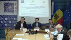 """Prezentarea celui de al treilea raport cu tema """"Monitorizarea cauzelor penale și contravenționale în privința reprezentanților administrațiilor publice"""", eveniment organizat de IDIS Viitorul"""