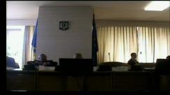 Ședința comisiei pentru administrație publică și amenajarea teritoriului a Camerei Deputaților României din 26 martie 2019
