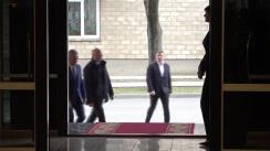 Întrevederea Președintelui Republicii Moldova, Igor Dodon, cu reprezentanții Partidului Democrat din Moldova în vederea creării unei majorități parlamentare