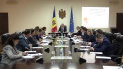 Ședința Consiliului Național Coordonator în domeniul Controlului Tutunului