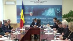 Întrevederea reprezentanților Ministerului Economiei și Infrastructurii cu antreprenorii responsabili de construcția și reabilitarea drumurilor naționale, finanțate din surse externe